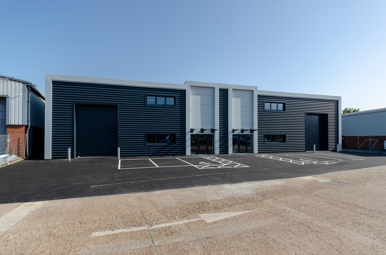 Image of Unit 2B, Victoria Road Trading Estate, Hove, East Sussex, BN41 1XQ