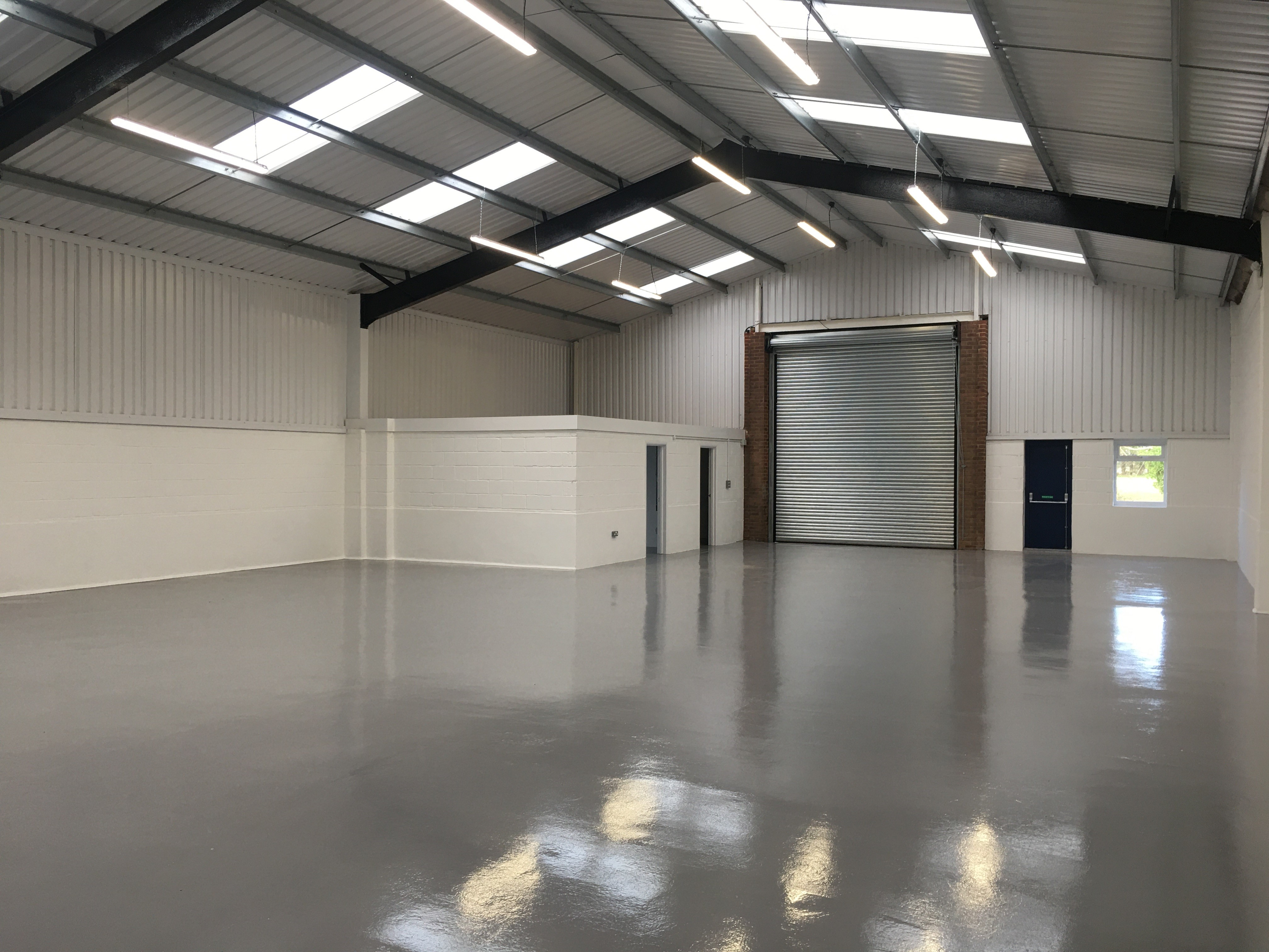 Image of Unit B4, Ford Airfield Industrial Estate, Ford, Arundel, West Sussex, BN18 0HY