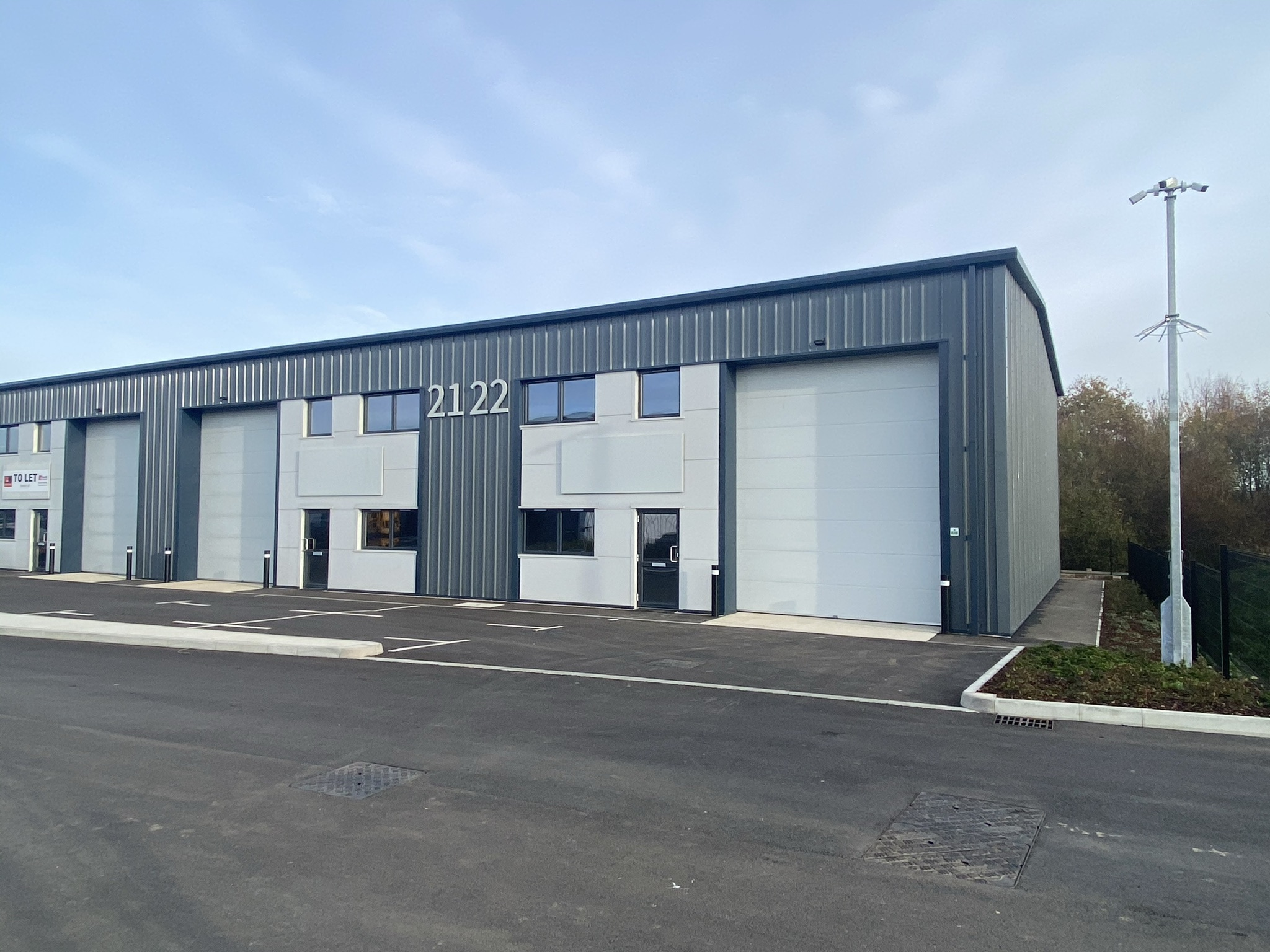 Image of Connect 27 Business Park, Twin Oaks Drive, Polegate, East Sussex, BN26 6GP